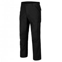 Spodnie BDU Czarne Nyco Rip...